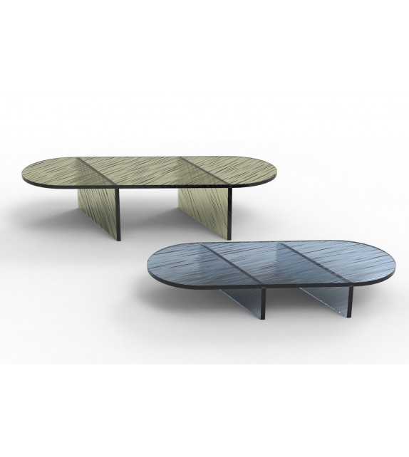 OVALE coffee table