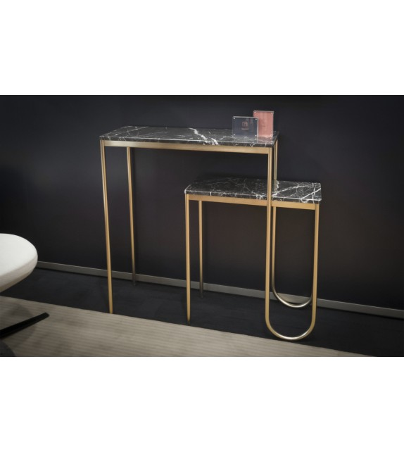 NESTED Consoles brass