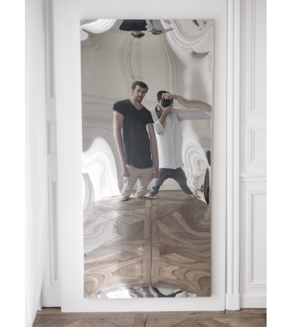 DISTORTING MIRROR 200 x 94cm