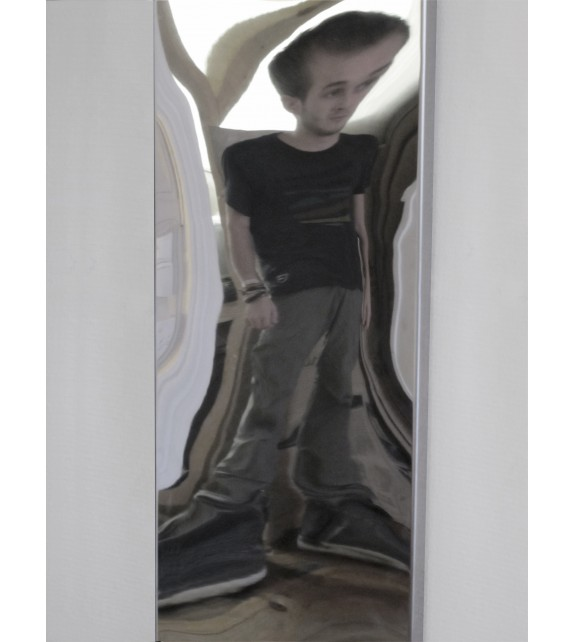 DISTORTING MIRROR 150 x 45cm